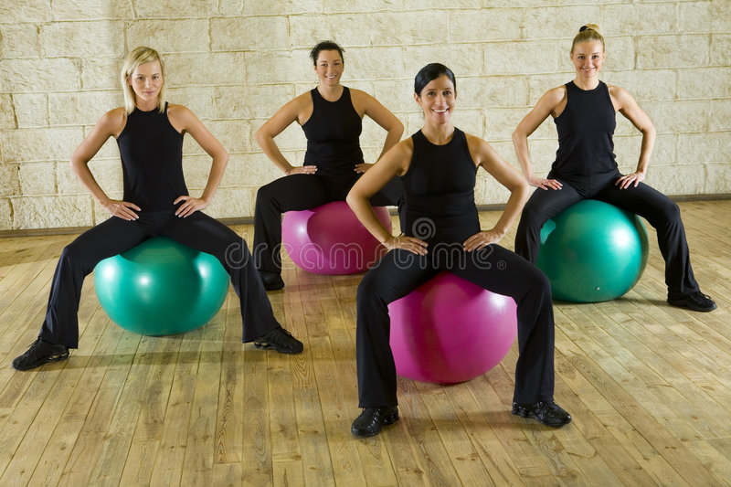 Download Soft seat stock image. Image of smile, adult, body, exercising - 4240921