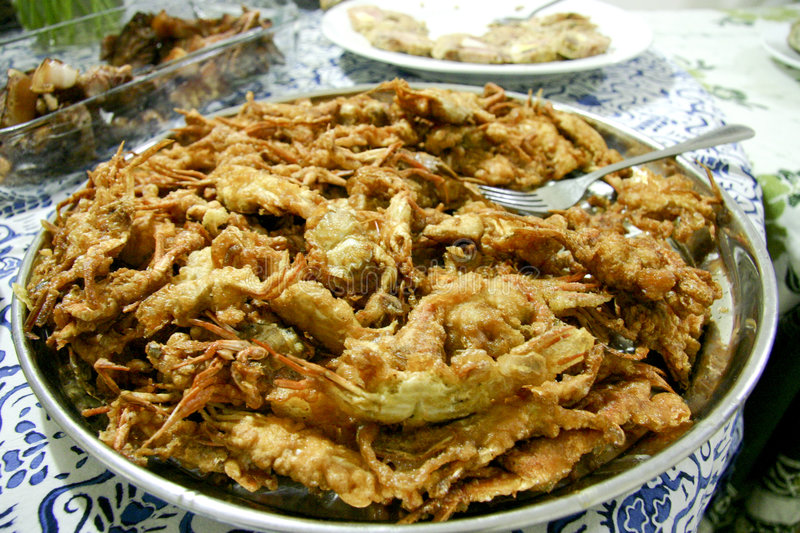 Download Soft Shell Crab stock image. Image of food, delicacy, seafood - 4547967