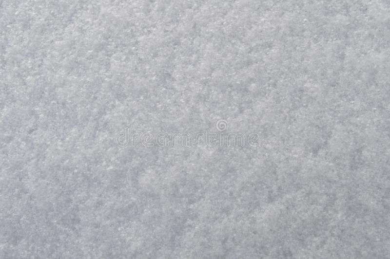 Soft white snow texture, abstract winter background royalty free stock images