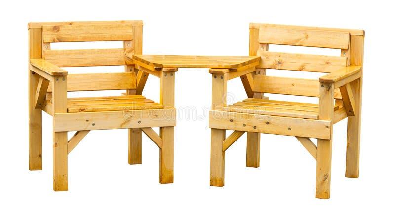 soft wood garden furniture stock photo image of seater 47111270. Black Bedroom Furniture Sets. Home Design Ideas
