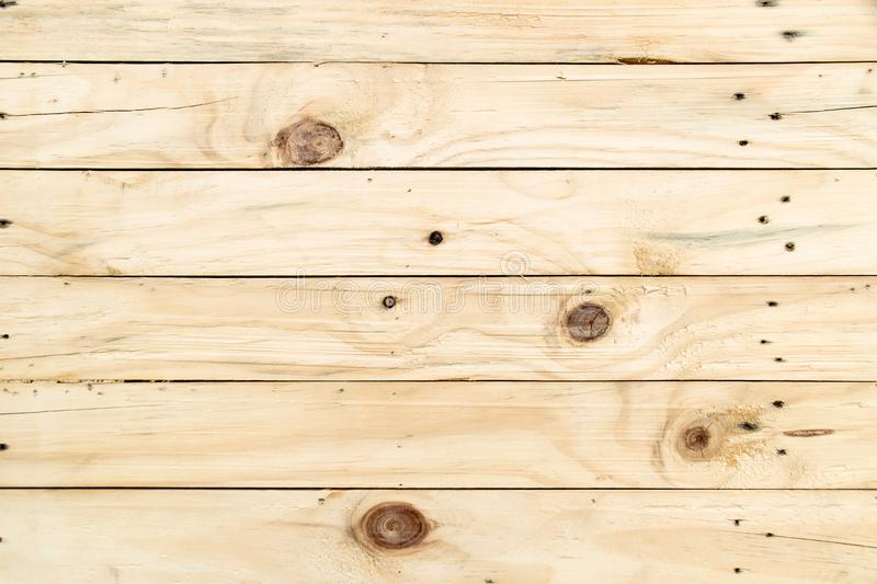 Soft yellow wood board texture and background stock images