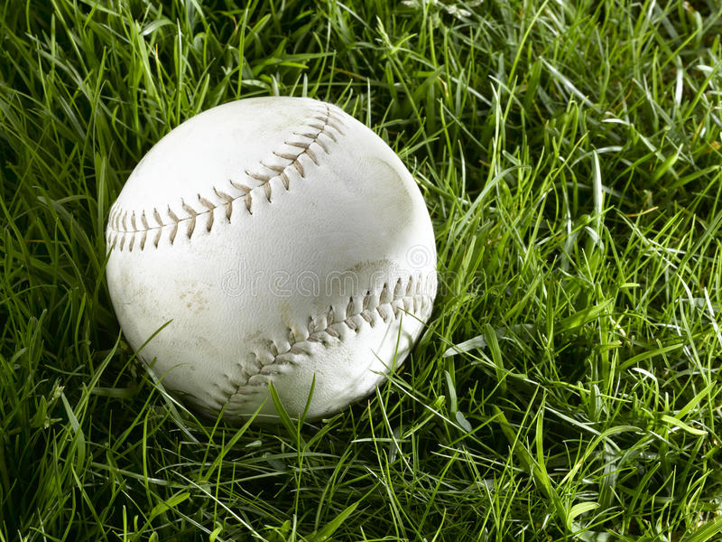softball photographie stock