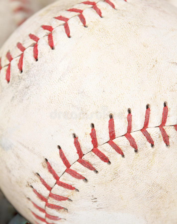 Download Softball close-up stock photo. Image of pitch, pastime - 17764374