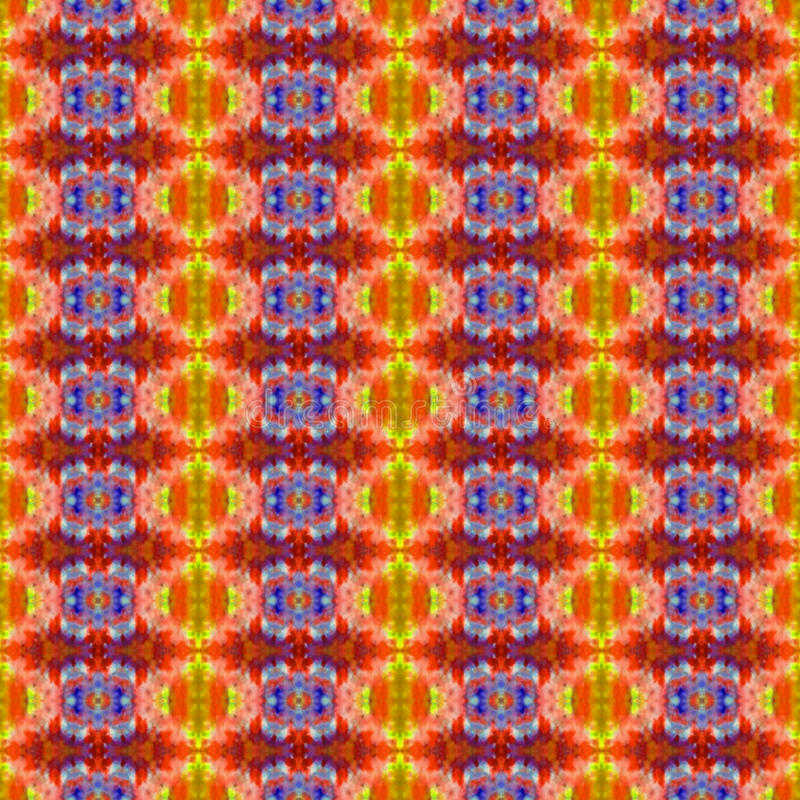 Background Seamless Tie Dye Pattern. Created using a pattern originated fr16om tie dye stock images