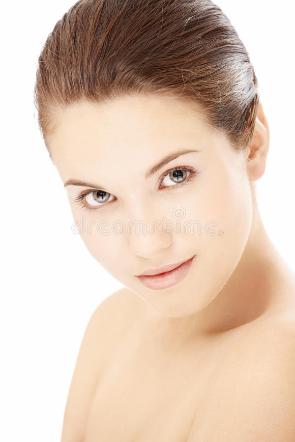 Download Softness stock photo. Image of brown, eyes, body, hygiene - 12368440