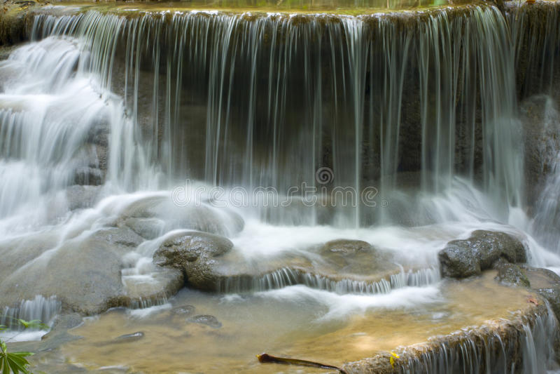 Softness of the Waterfall