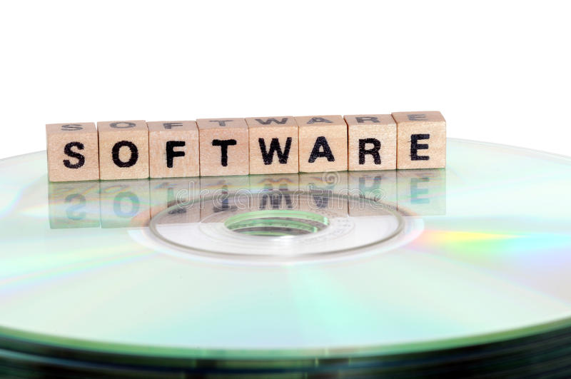 Software lizenzfreie stockbilder