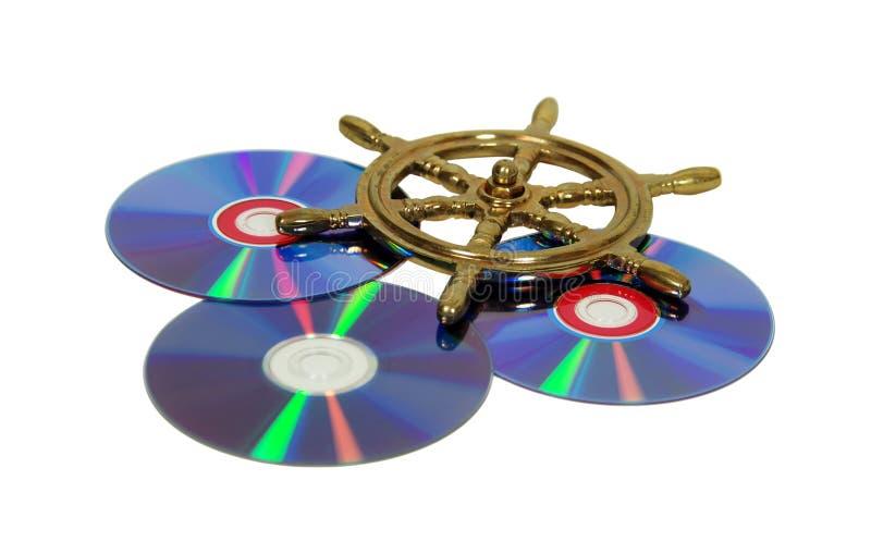 Software del canotaje foto de archivo
