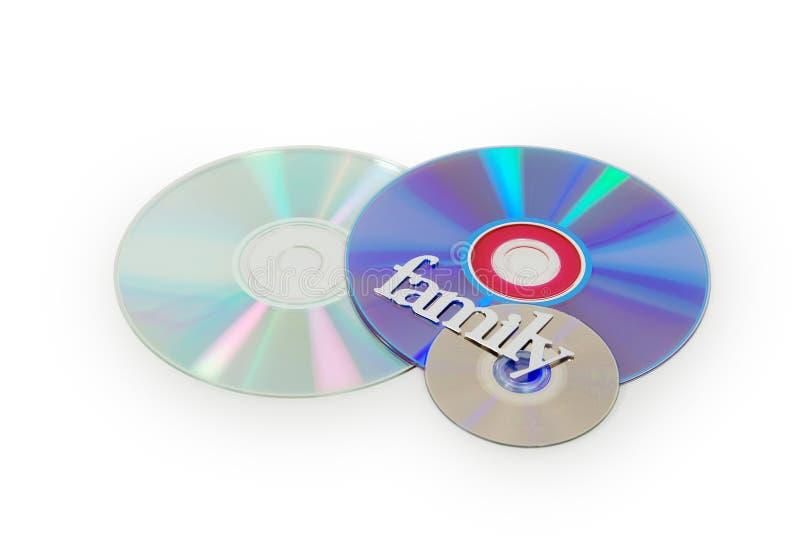 Software della famiglia immagine stock libera da diritti