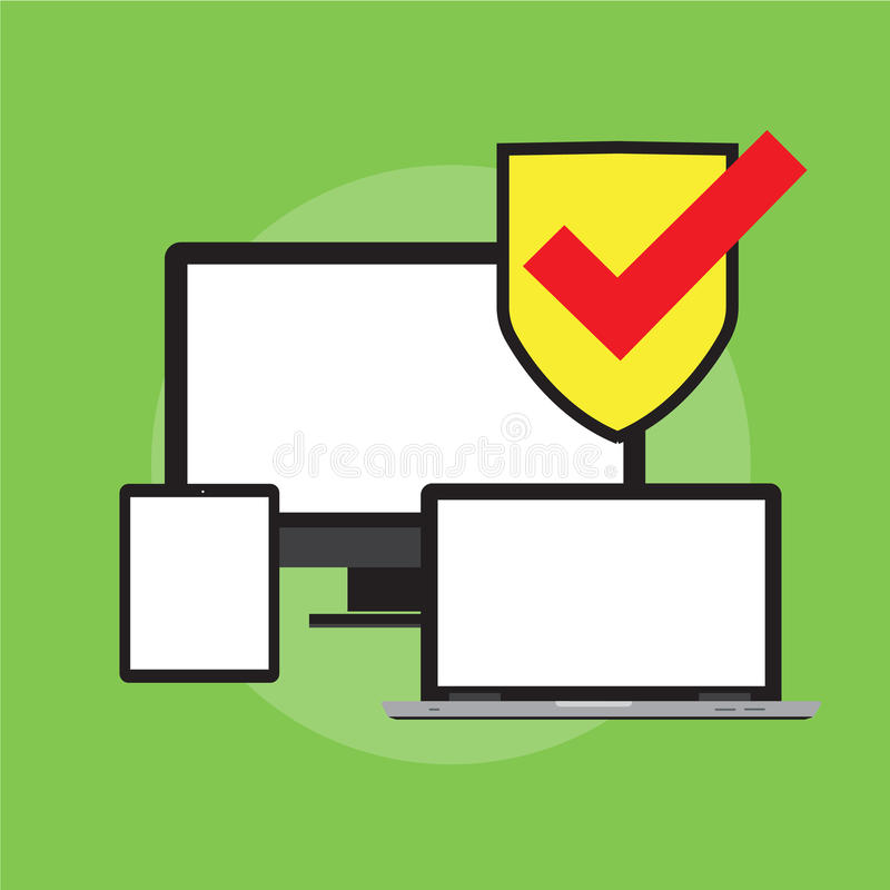 Free Software Testing Flat Icon. Vector Illustration. Flat Design. For Your Next Project Stock Photo - 91192960
