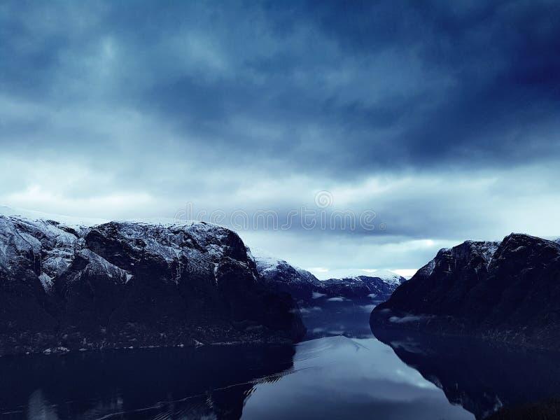 Sogn og fjordane στοκ εικόνες