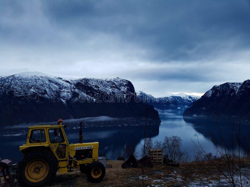Sogn og fjordane στοκ εικόνα με δικαίωμα ελεύθερης χρήσης