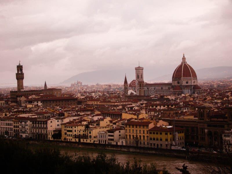 Sognando Firenze/Флоренс мечтать стоковое изображение rf