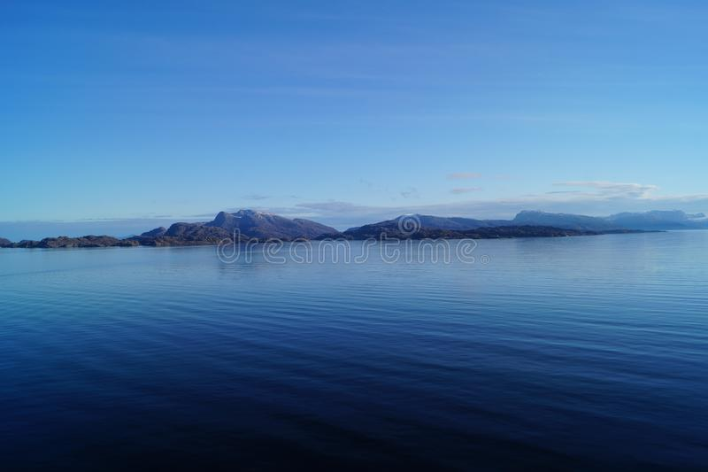 Sognefjord em Noruega imagens de stock royalty free
