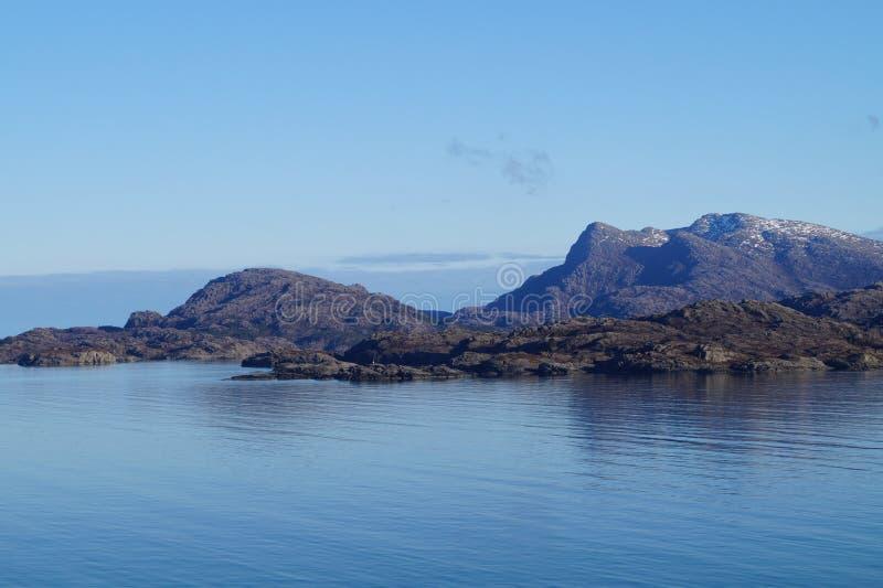 Sognefjord em Noruega fotografia de stock royalty free