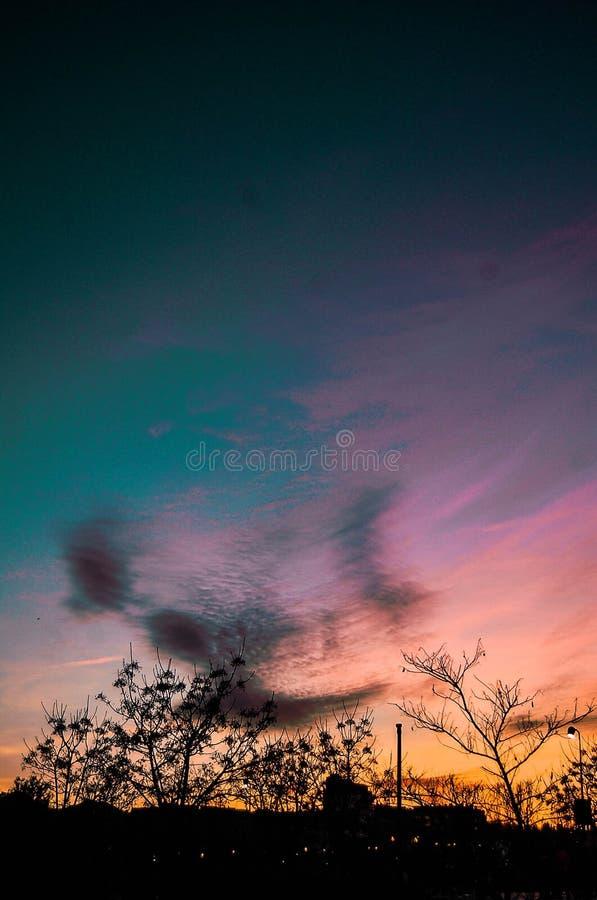 Sogni del cielo immagini stock