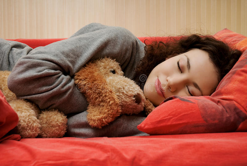 Sogni dolci immagini stock libere da diritti