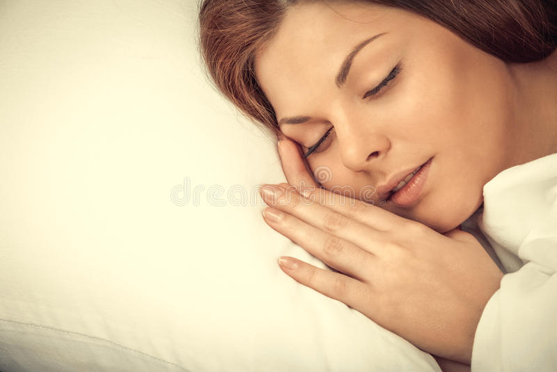 Sogni dolci fotografie stock libere da diritti