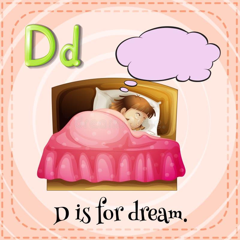 sogno illustrazione di stock