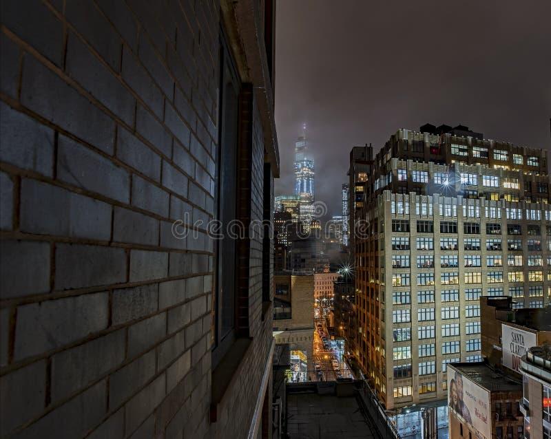 Soho NYC zdjęcie royalty free