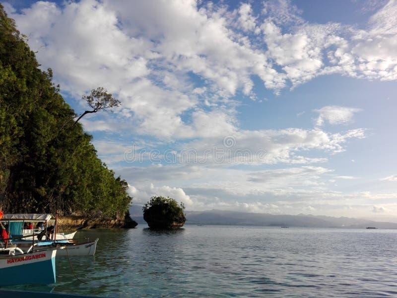 Sohoton Surigao fotografía de archivo libre de regalías
