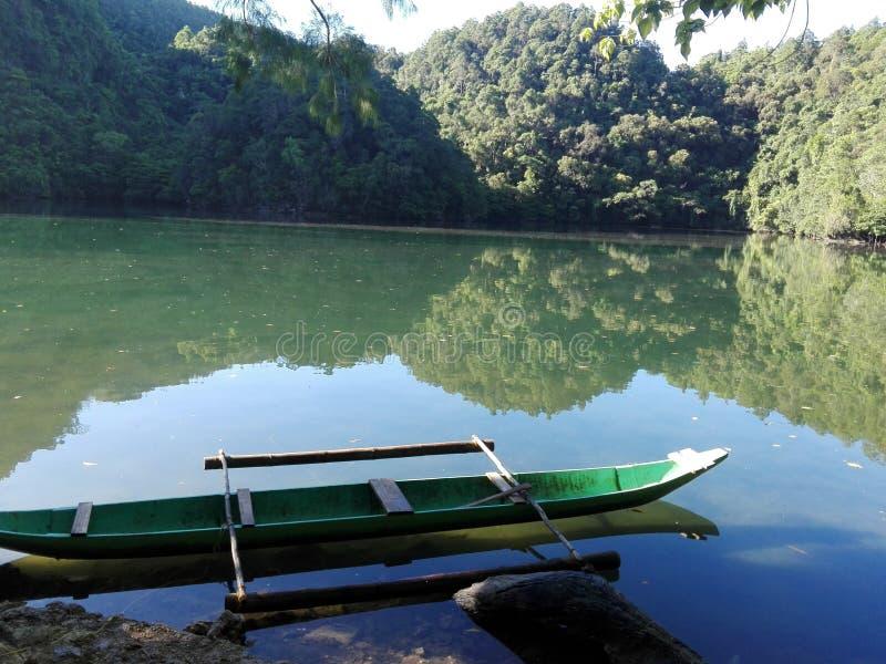 Sohoton_Surigao_1 foto de archivo libre de regalías