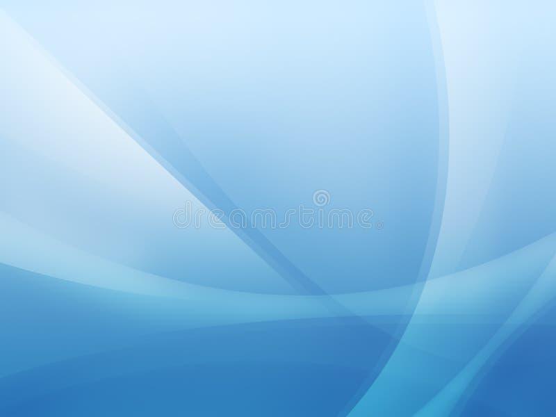 soie de bleu de fond image libre de droits
