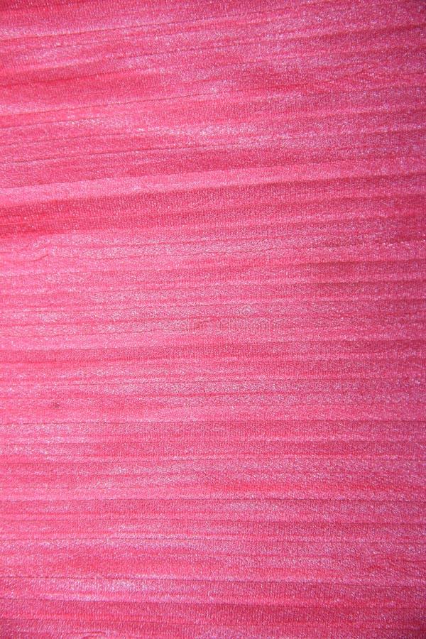 Soie rose de couleur. photographie stock libre de droits
