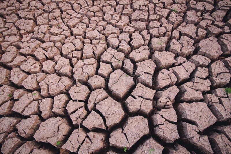 Soil arid , season water shortage.  stock images