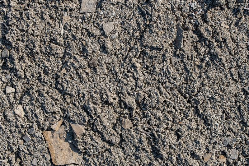 Soil Earth Texture stock image