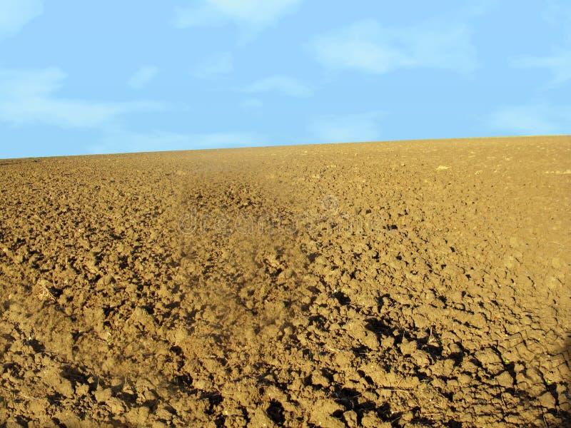Soil Field Stock Images