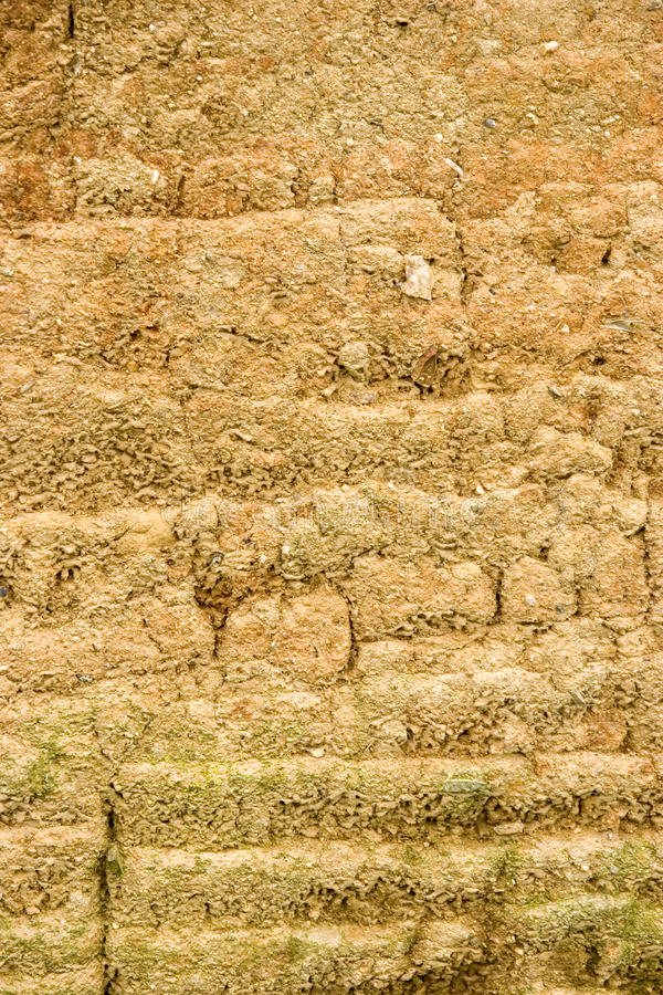 Soil Wall Stock Images