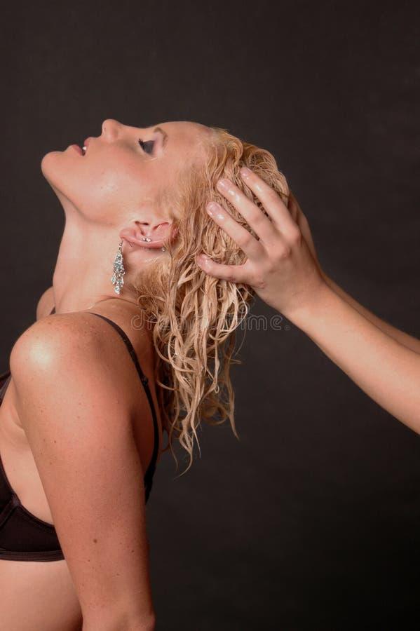 Soin de cheveu photos libres de droits