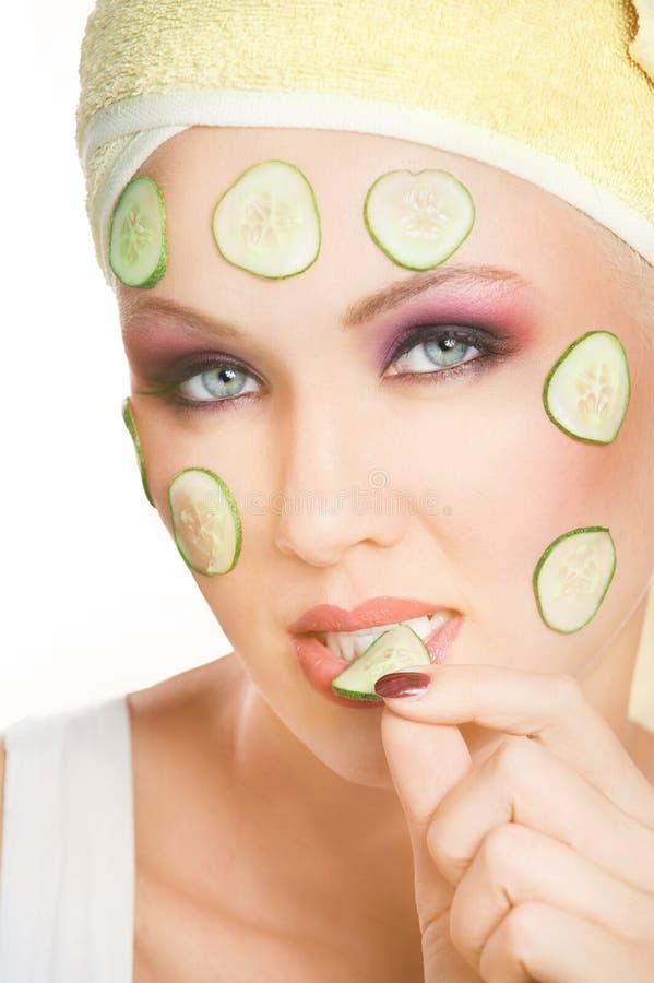Soins de la peau photo stock