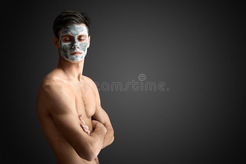 Soins de la peau photo libre de droits