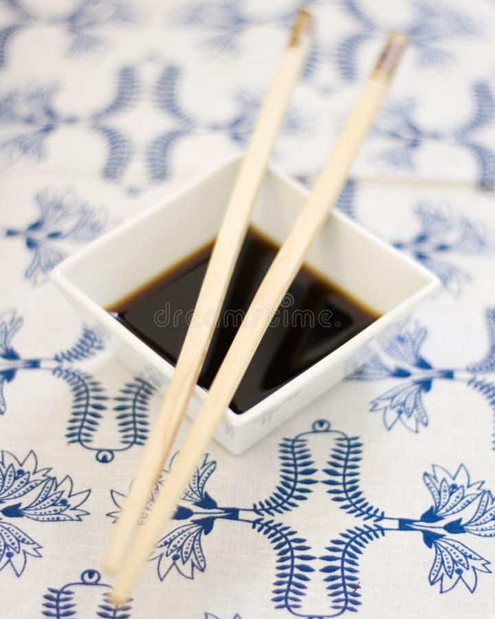 Download Soja Sauce Royalty Free Stock Image - Image: 7562406