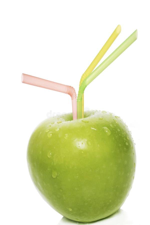 sok jabłkowy zdjęcia stock