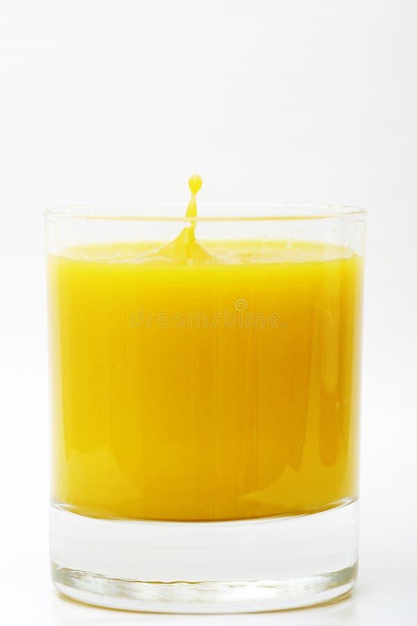 sok pomarańczowy fotografia stock