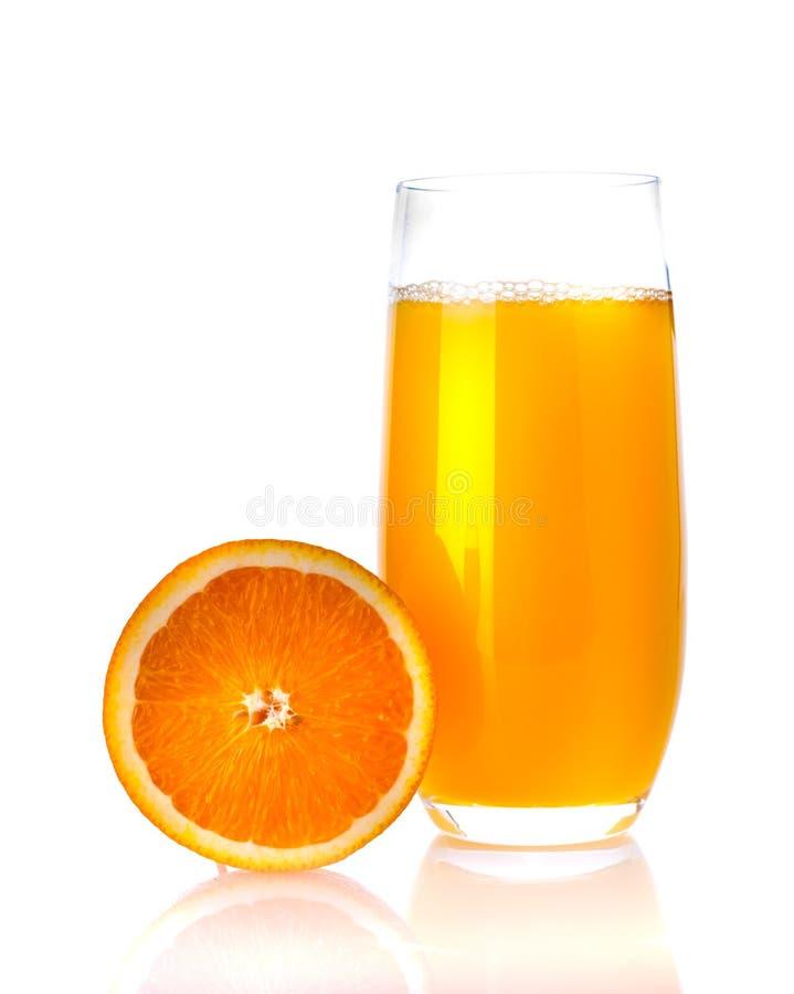 Download Sok pomarańcze zdjęcie stock. Obraz złożonej z glassblower - 13332124