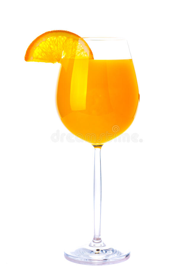 Download Sok pomarańcze zdjęcie stock. Obraz złożonej z yellow - 13332128