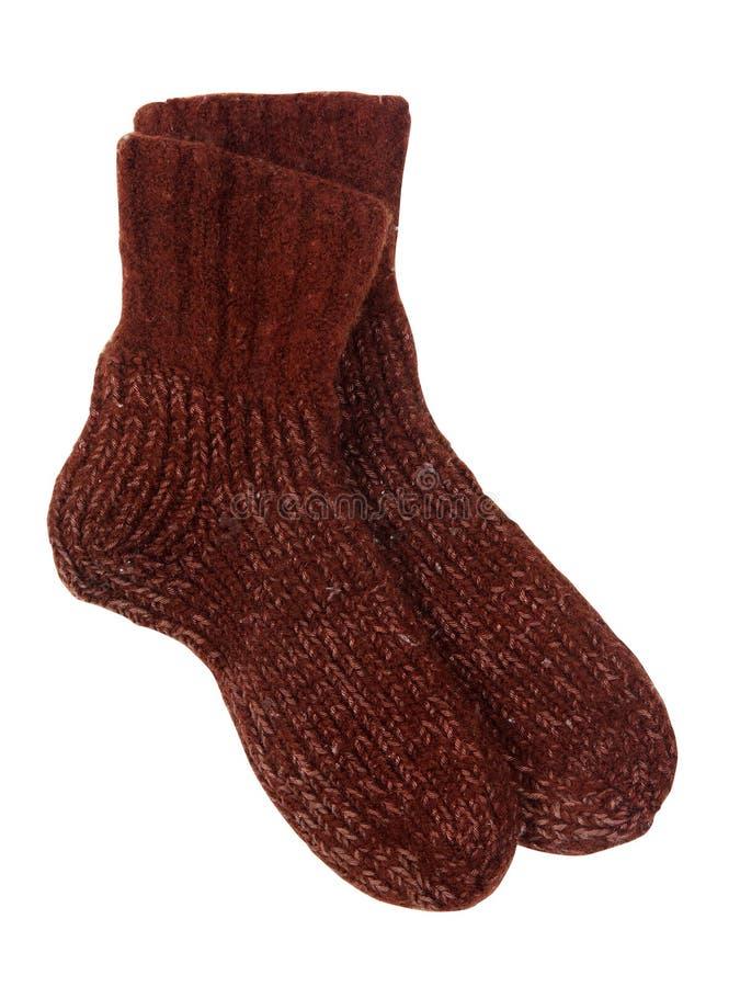 sokken royalty-vrije stock afbeelding