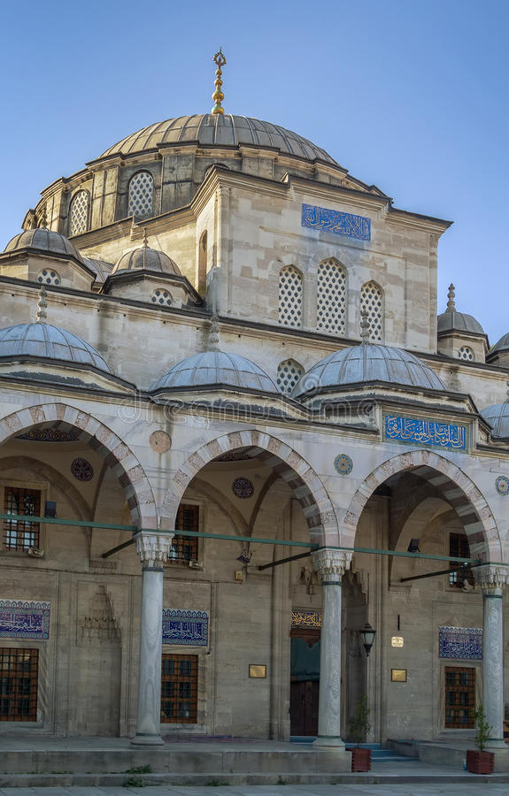 Sokollu Mehmed Pasha meczet, Istanbuł zdjęcie royalty free