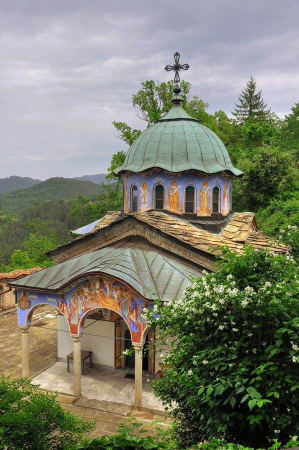 Sokolski monaster obrazy stock
