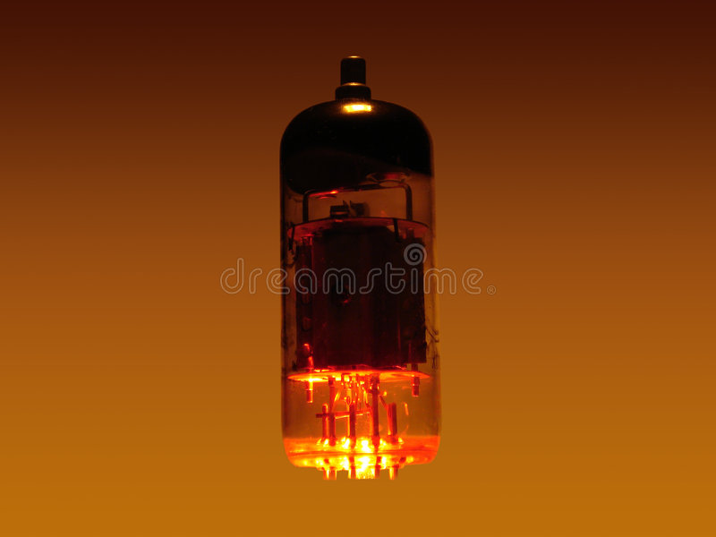 Sol del rayo catódico foto de archivo