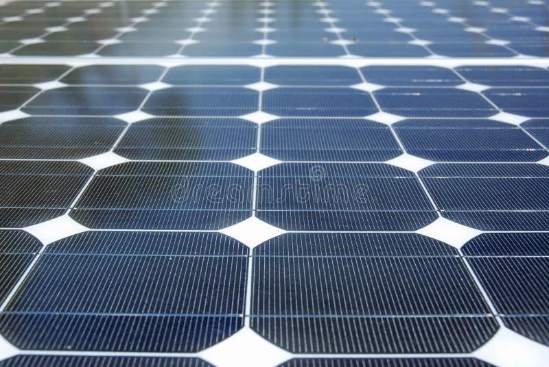 sol- detaljenergi royaltyfri bild