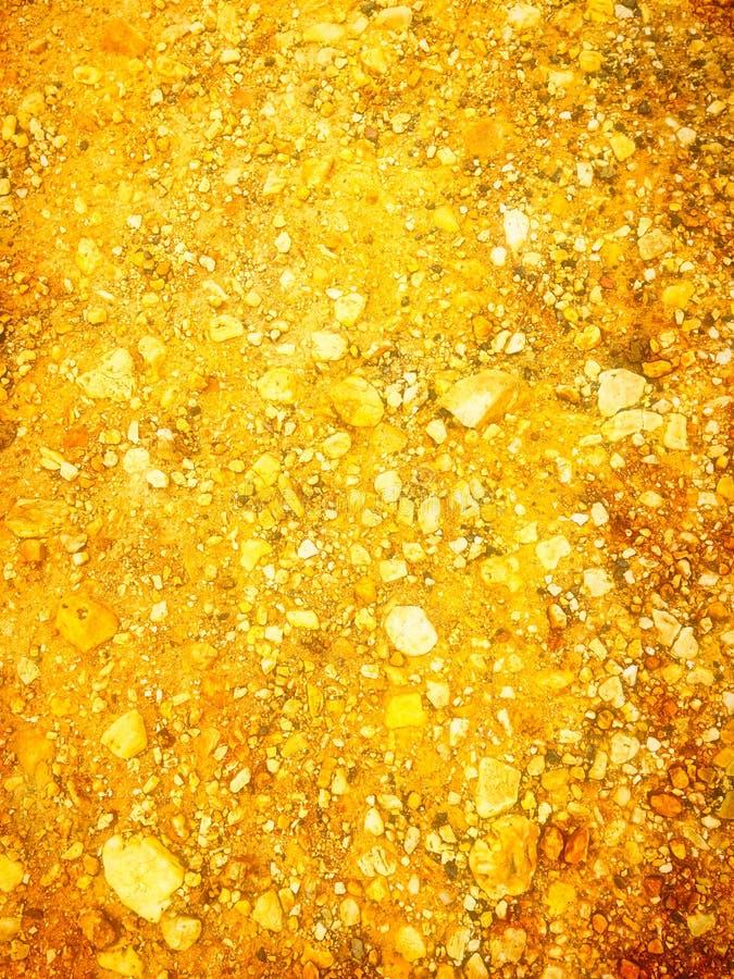 Sol rocheux photo libre de droits