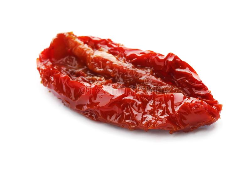 Sol saboroso tomate secado fotos de stock