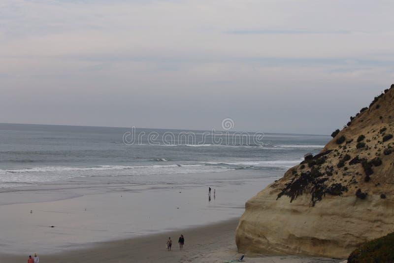 Solana Beach royalty-vrije stock afbeelding