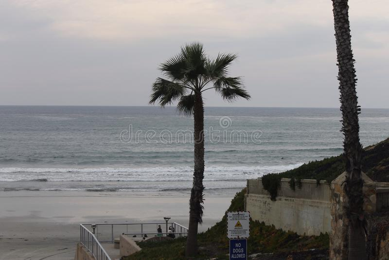 Solana Beach stock foto