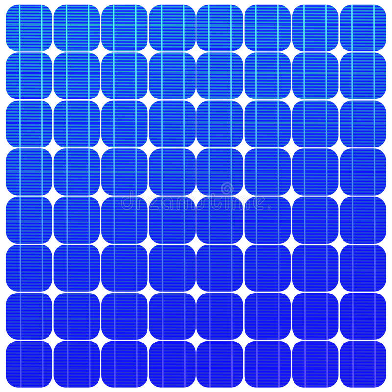 Solar stock abbildung